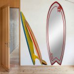 O'NEILL Surfboard Mirror