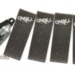 Aluminum Drinking Bottle O'NEILL. Give away for surfing events