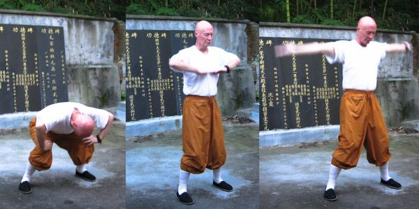 Retreat - Master QiGong