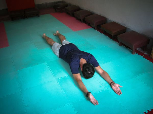 Retreat - Prostration 2