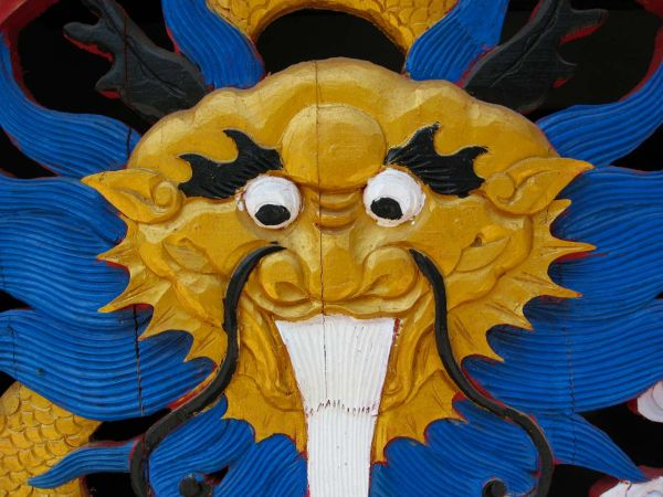 Tempel - Detail 2