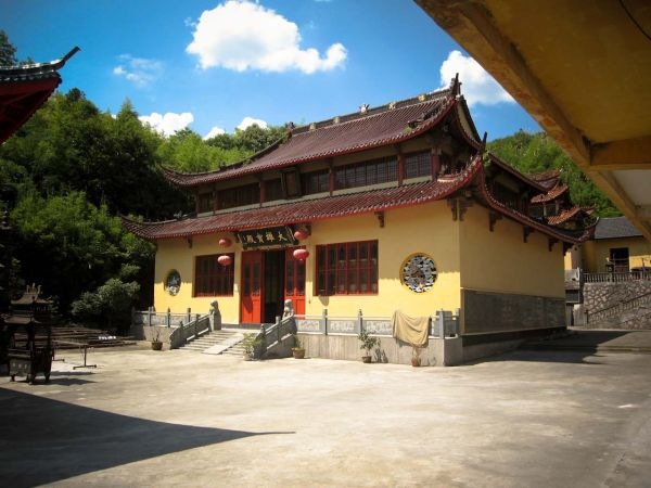 Tempel - Hoofdgebouw