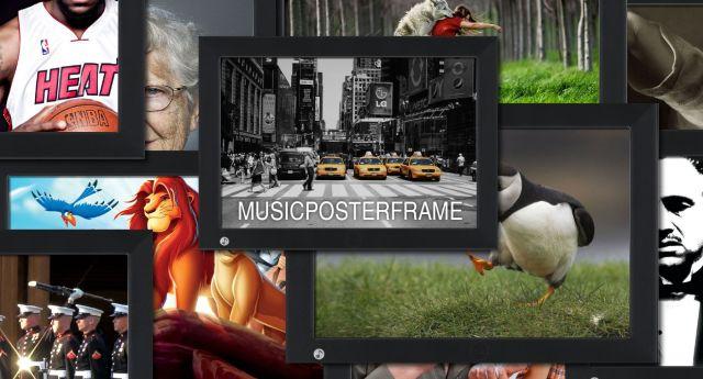 Musicposterframe 2